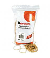 "Universal 3"" x 1/16"" Size #18 Rubber Bands, 1 lb. Pack"
