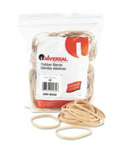 "Universal 3"" x 1/8"" Size #32 Rubber Bands, 1/4 lb. Pack"