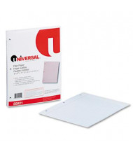 """Universal 8-1/2"""" x 11"""", 200-Sheets, College Rule Filler Paper"""