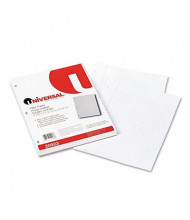 """Universal 8-1/2"""" x 11"""", 200-Sheets, Wide Rule Filler Paper"""