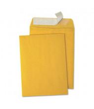 "Universal One 10"" x 13"" Peel & Seal Catalog Envelope, Kraft, 100/Box"