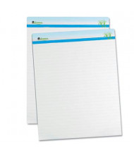 """Universal One Sugarcane Based 27"""" x 34"""", 50-Sheet, 2-Pack, Ruled Easel Pads"""