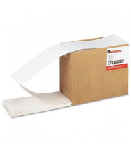 "Universal 3"" X 5"", 4000-Cards, Unruled Index Card Printout Paper"