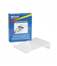 """Victor 2"""" H Calculator Stand, Clear"""