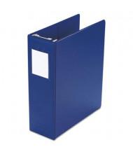 """Wilson Jones 3"""" Capacity 8-1/2"""" x 11"""" Non-View Hanging Post Binder, Blue"""
