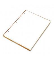 """Wilson Jones 8-1/2"""" x 11"""", 100-Sheets, White Minute Book Ledger Paper"""