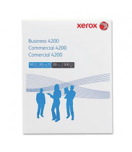 "Xerox 8-1/2"" x 11"", 20lb, 500-Sheets, Business 4200 Copy & Print Paper"