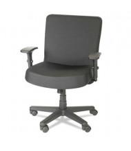 Alera Plus XL Big & Tall 500 lb. Fabric Mid-Back Task Chair