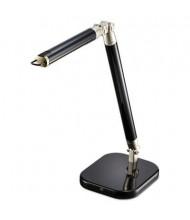 """Black & Decker 19.5"""" H LED Bar Light Desk Lamp, Black"""