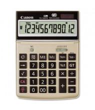 Canon TS1200TG 12-Digit Desktop Calculator