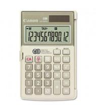 Canon LS154TG 12-Digit Handheld Calculator