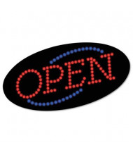 """Cosco 20"""" W x 10"""" H Open LED Sign"""