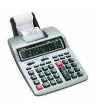 Casio HR-100TM Two-Color 12-Digit Portable Printing Calculator