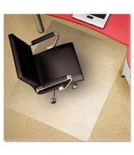 "Deflect-o Plush Carpet 36"" W x 48"" L, Beveled Edge Chair Mat CM11142PC"
