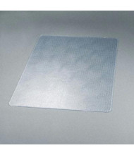"deflect-o SuperMat Medium Pile Carpet 46"" W x 60"" L, Beveled Edge Chair Mat CM14443F"