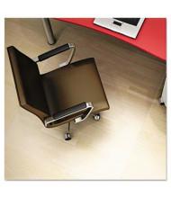 "deflect-o Hard Floor 46"" W x 60"" L, Straight Edge Chair Mat CM21442FPC"