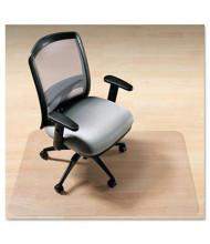 "Deflect-o EnvironMat Hard Floor 46"" W x 60"" L, Straight Edge Chair Mat CM2G442F"