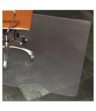 """ES Robbins Hard Floor 36"""" W x 48"""" L, Straight Edge Chair Mat 143007"""