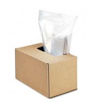 Fellowes 50 gal. Shredder Bags for Departmental Shredders 50-Box 3604101
