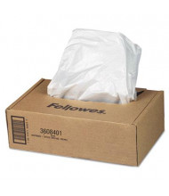 Fellowes 16-20 gal. Shredder Bags for AutoMax 500CL/300CL 50-Box 3608401