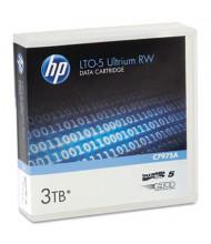 """HP C7975A Ultrium LTO-5 1.5/3TB 1/2"""" Data Tape Media Cartridge, 1/Pack"""