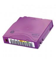 """HP C7976A Ultrium LTO-6 2.5/6.25GB 1/2"""" MP Data Tape Media Cartridge, 1/Pack"""