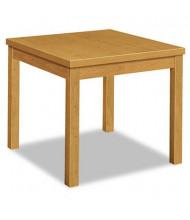 HON 80192CC Square Harvest Laminate Occasional End Table