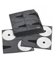 Vaultz 25-Pack Two-Sided CD Refill Pages
