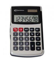 Innovera 15922 8-Digit Handheld Calculator