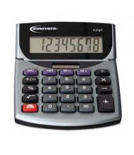 Innovera 15927 Portable 8-Digit Minidesk Calculator