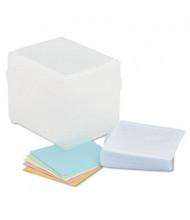 Innovera 100-Capacity CD & DVD Storage Box