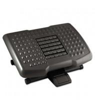 """Kantek FR750 18"""" W x 13"""" D Adjustable Footrest with Rollers"""