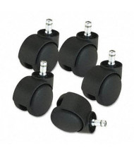 Master Caster 23618 B and K Stems Deluxe Futura Casters
