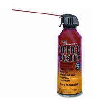 Read Right 10oz Nonflammable OfficeDuster Gas Duster Can