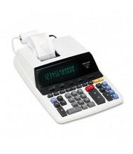 Sharp EL2630PIII Two-Color 12-Digit Printing Calculator