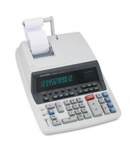 Sharp QS-2770H Two-Color Commercial Ribbon 12-Digit Printing Calculator