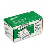 Swingline GBC 6-8 gal Plastic Shredder Bags For Small Office Shredders 100-Box 1765016