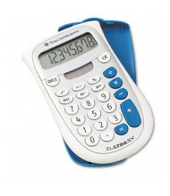 Texas Instruments TI-1706SV 8-Digit Handheld Pocket Calculator
