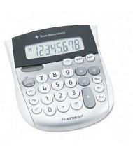 Texas Instruments TI-1795SV 8-Digit Minidesk Calculator