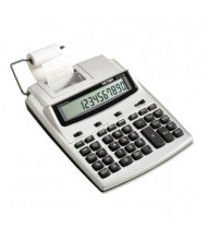 Victor 1212-3A Antimicrobial Two-Color 12-Digit Printing Calculator