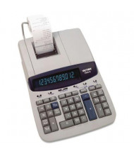 Victor 1560-6 Two-Color Commercial Ribbon 12-Digit Printing Calculator
