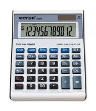 Victor 6500 Executive 12-Digit Desktop Loan Calculator