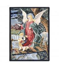 Joy Carpets Guardian Angel Rectangle Classroom Rug