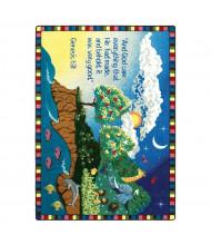 Joy Carpets Creation Rectangle Classroom Rug