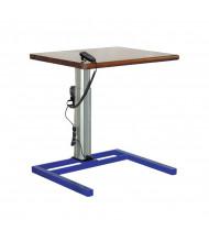 "Vestil LAW-3636 36"" Wide Linear Actuated Adjustable Workbench"