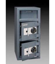 Gardall LCF3214CC 1.90 cu. ft. Light Duty Depository Safe