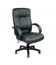 Eurotech Odyssey LE9406 Leather High-Back Executive Office Chair