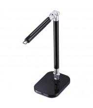 """Black & Decker 19.5"""" H LED eLight Desk Lamp, Black"""