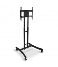 Luxor Height Adjustable Flat Panel AV Stand