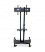 Luxor Height Adjustable Shelf Flat Panel AV Stand & Mount